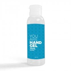 HAND GEL HIDROALCOHOLICO DESINFECTANTE COVID 19 100ML