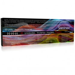 SANINEX INCIENSO AROMaTICO PASIoN 20 STICKS