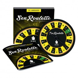 SEX ROULETTE KISS NL DE EN FR ES IT PL RU SE NO
