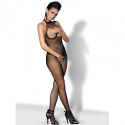 OBSESSIVE BODYSTOCKING BLACK N101 S M