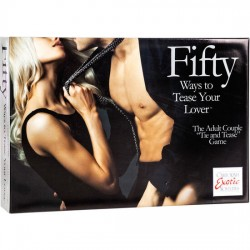CALEX FIFTY WAYS TO TEASE YOUR LOVE KIT PARA PAREJAS