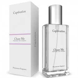CAPTIVATION CHASE ME PERFUME CON FEROMONAS PARA ELLA 30 ML