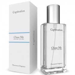 CAPTIVATION CHASE ME PERFUME CON FEROMONAS PARA eL 30 ML