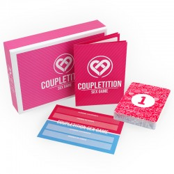 COUPLETITION SEX GAME JUEGO PARA PAREJAS ES