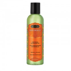 KAMASUTRA ACEITE DE MASAJE NATURAL TROPICAL MANGO 59 ML